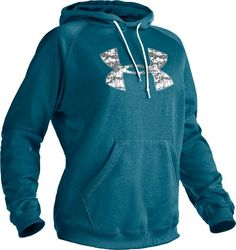 Under Armour Women's Tackle Twill Hoodie - Look great and stay warm next time your out and about. The Tackle Twill hoodie by Under Armour® is semi fitted and features ColdGear® technology to help provide moisture wicking capabilities. Under Armour Camo, Under Armour Hoodie, Under Armour Women, Mode Style, Style Me, Mountain Biking, Country Girl Style, Country Life, Country Wear