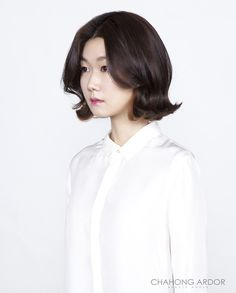 Cushion Wind Perm 쿠션 와인드 펌 Hair Style by Chahong Ardor