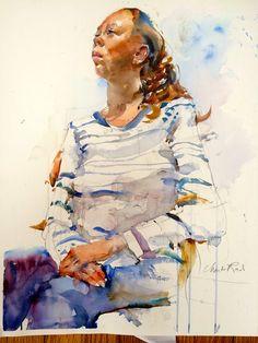 Charles+Reid+Watercolor
