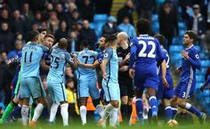 Antonio Conte's men were involved in a clash with Manchester City at the end of last week's game and could be punished heavily for repeatedly violating FA… Antonio Conte, Deduction, Chelsea Fc, Serena Williams, Roger Federer, S Man, New Tricks, Manchester City, Premier League