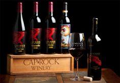 Cap Rock Winery - Wine Club Red