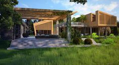 House in Forest by Bracia Burawscy Architekci (2)