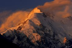 Mount Rakaposhi 7788M.. by Atif Saeed, via 500px