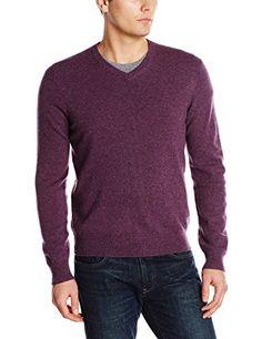 Williams Cashmere Men's 100% Cashmere V-Neck Sweater - http://www.cashmereknitwear.com/cashmere-sweaters/mens-sweaters/williams-cashmere-mens-100-cashmere-v-neck-sweater-2/ - Super soft cashmere sweater - #100, #Cashmere, #MenS, #Sweater, #VNeck, #Williams