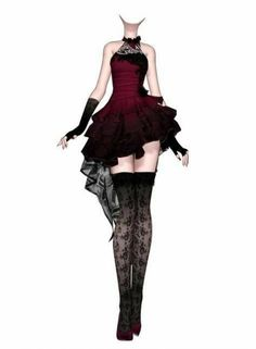 ✔ Fashion Drawing Clothes Outfit Source by clothing Fashion Design Drawings, Fashion Sketches, Fashion Illustrations, Art Illustrations, Anime Outfits, Mode Outfits, Fashion Outfits, Dress Fashion, Fashion Drawing Dresses