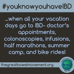 How do YOU know you have IBD?
