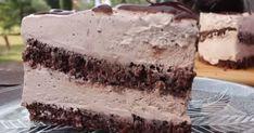 Αφράτη τούρτα σοκολατίνα νηστίσιμη (Video) Cookbook Recipes, Dessert Recipes, Cooking Recipes, Desserts, Greek Recipes, Tiramisu, Cheesecake, Food And Drink, Sweets