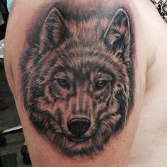 Tattoo work by Paco Ruelas