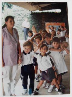 SIMÓN Y FRANCISCO VELASCO GONZÁLEZ. COLEGIO BOLIVAR