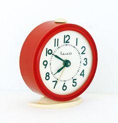 Vintage Mechanical Alarm Clock
