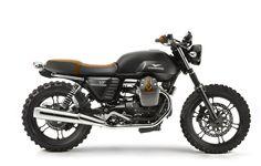 Moto Guzzi V7 - Scrambler
