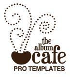 The Album Cafe | Photoshop Templates for Photographers