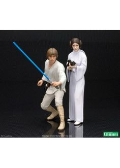 Kotobukiya has fully revealed their upcoming Luke and Leia statues based on their appearance Star Wars: Episode IV A New Hope. Star Wars Luke Skywalker And Princess Leia ARTFX+ Statues […] Star Wars Luke Skywalker, Leia Star Wars, Princess Leia And Luke, Star Wars Princess Leia, Star Wars Quotes, Star Wars Humor, Hades, Citations Star Wars, Kotobukiya Star Wars