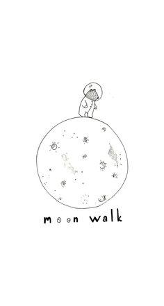 iPhone 5 Wallpaper moonwalk