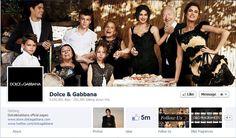 Dolce Gabana - Facebook Timeline