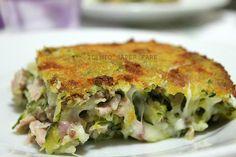 Zucchine+riso+al+forno+ricetta+semplice
