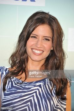 Actress Mercedes Masohn arrives at the Fox All Star Party 2011,... #staryhrozenkov: Actress Mercedes Masohn arrives at the… #staryhrozenkov