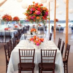 EVERYthing you need to know about planning an outdoor wedding, from an experienced wedding planner. Image: Jocelyn Filley