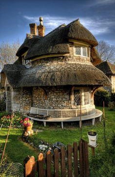 Storybook Homes Cottage
