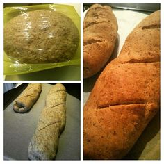 @dikkone ti presento la #baguette post feste natalizie ;) #PhotoGrid #instafood #incucinamaconstile #cucinataccododici #bread #manustyle