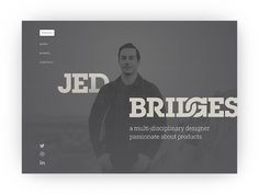 I need a new site. I never know what colors best represent me. but black and white never seems to work either. Experimenting with some warm tones any thoughts? Also, my personal logotype has bee. Portfolio Resume, Landing Page Design, News Sites, Im Trying, User Interface, Web Design, Design Inspiration, Passion, Thoughts