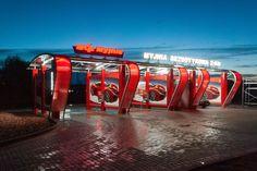 Myjnia bezdotykowa FUTURO  Projekt&Produkcja&Montaż: ASPERA  www.aspera.com.pl  # Carwash Self Service