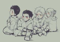 Snk Studio Ghibli, Haikyuu, Attack On Titan Fanart, Manga Drawing, Manga Anime, Chibi, Kawaii, Animation, Fan Art