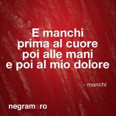 #Manchi