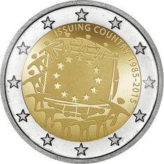 Die 686 Besten Bilder Von Euro In 2019 Coins Euro Coins Und Europe