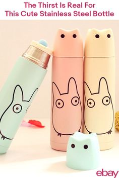 This is extremely cute and I don't have a water bottle so.