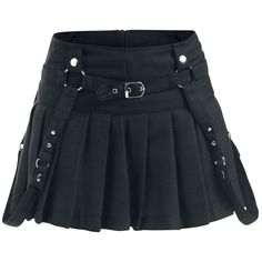Heartless  Kurzer Rock  »Jonna« | Jetzt bei EMP kaufen | Mehr Gothic  Kurze Röcke  online verfügbar ✓ Unschlagbar günstig!