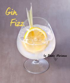 Ginfizz by Bloody Marianne #cocktail #mixology
