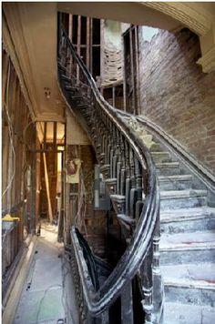 """""""Where Do I Begin"""" from www.thehistoricinterior.com/blog"""