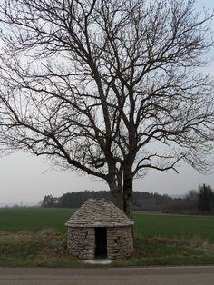 "Little ""cadole"", Haute-Marne, France..."