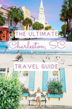 The Ultimate Travel Guide to Charleston, South Carolina - JetsetChristina