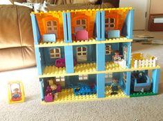 Lego Duplo House #LEGO