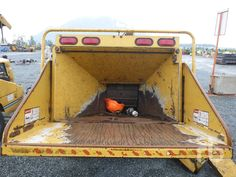 2004 VERMEER Portable S/A Tow Behind Wood Chipper Lot #567 | Ritchie Bros. Auctioneers