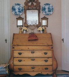 how to decorate my bedroom with pine dresser   Beverly Field bedroom2 HB 0495