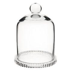 Mini cloche sur verre