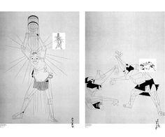 Cubiste tipografiche interpretazioni di Woodblock Prints di Hokusai   Spoon & Tamago