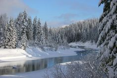 vacation travel photos - Priest River, Idaho