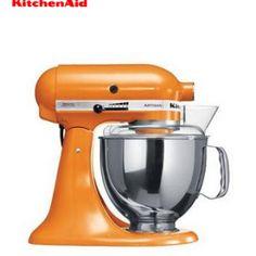 KitchenAid Oranje Keukenmachine