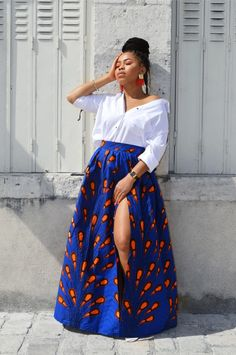 Nouveau Femmes Italien Lagenlook été coton longues jupes maxi taille élastique