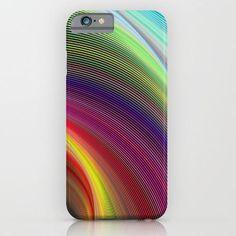 Vortex of colors iPhone & Samsung Galaxy case