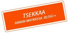 Ankan matkassa -blogi! #ankkaralli #Duckrace