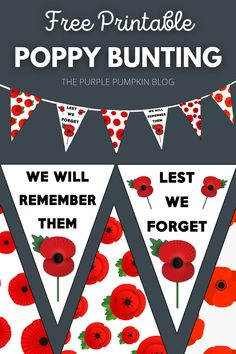 Remembrance Day Posters, Remembrance Day Pictures, Remembrance Day Activities, Remembrance Day Poppy, Leaf Crafts, Flower Crafts, Memorial Day Poppies, Anzac Poppy, Memorial Day Decorations