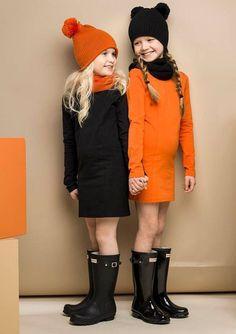Orange and black | Estella Blog