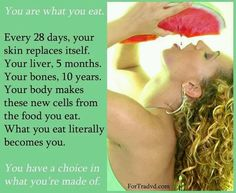 Strive to eat better