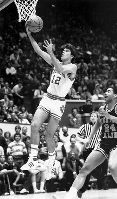classic basketball...  the atmosphere, the style of play... the shorts.