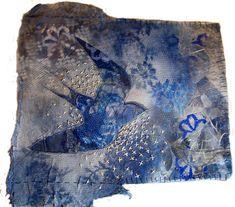 Jane LaFazio Blue Swallow